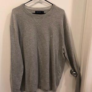nautica men's sweater size XL